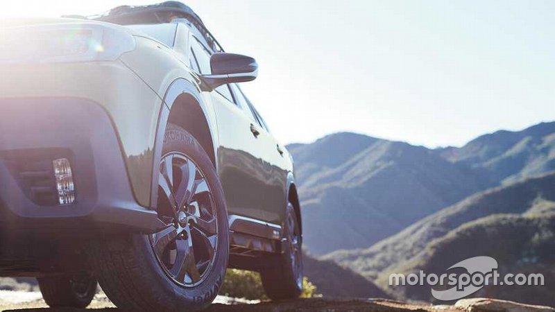 2020 Subaru Outback тізер