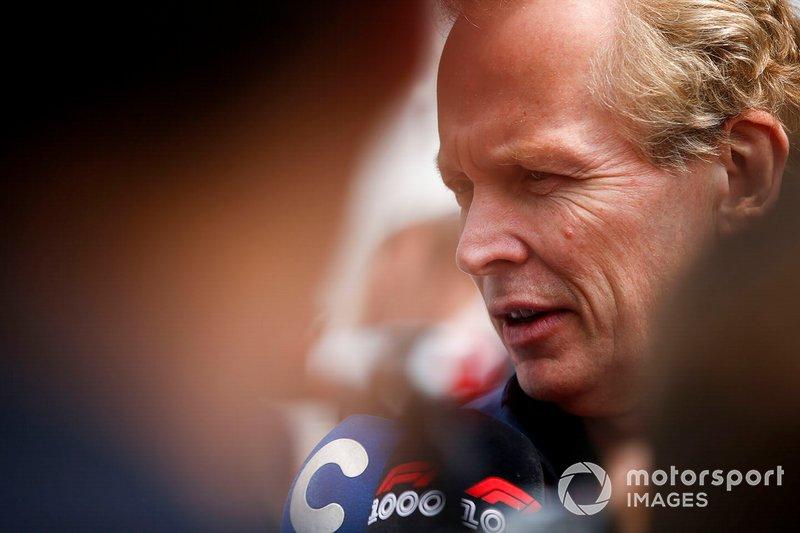 Технический директор Racing Point F1 Team Эндрю Грин