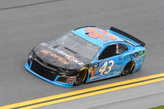 Darrell Wallace Jr., Richard Petty Motorsports, Chevrolet Camaro Aftershokz
