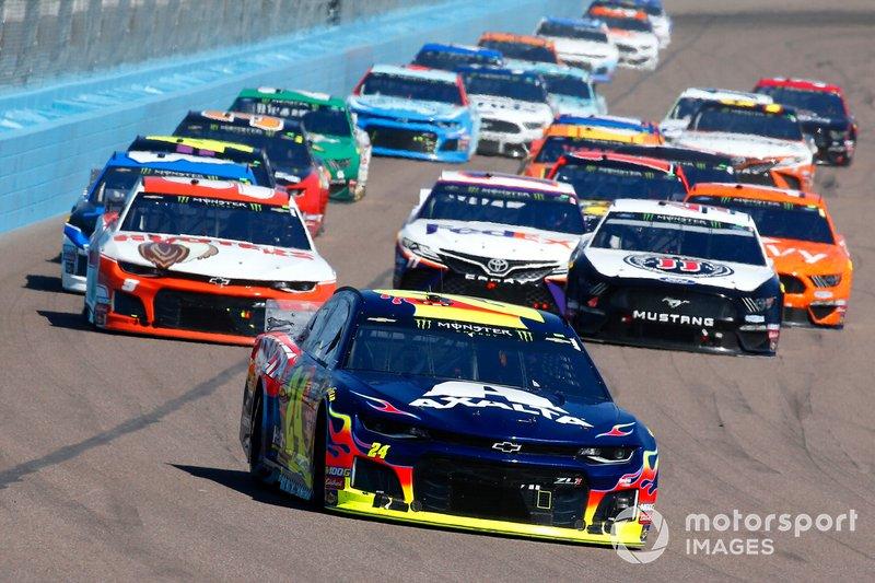 William Byron, Hendrick Motorsports, Chevrolet Camaro Axalta, Chase Elliott, Hendrick Motorsports, Chevrolet Camaro Hooters