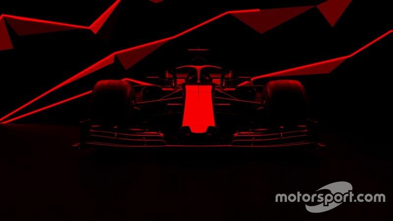 Teaser de F1 2019