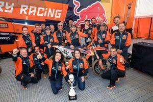 Tony Cairoli, Red Bull KTM Factory Racing
