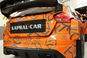Marcin Wicik, Ford Focus RX, MPRC