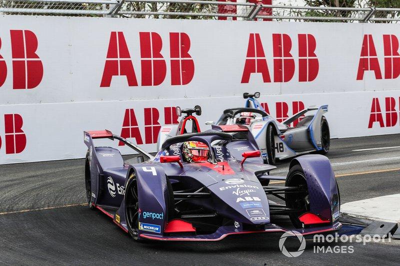 Robin Frijns, Envision Virgin Racing, Audi e-tron FE05, Edoardo Mortara, Venturi Formula E, Venturi VFE05