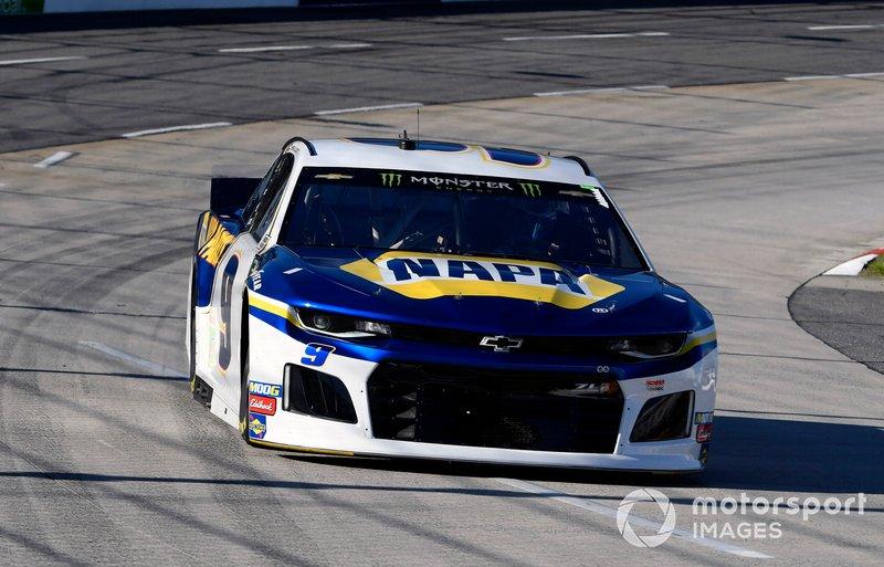 2. Chase Elliott, Hendrick Motorsports, Chevrolet Camaro