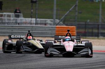 Jack Harvey, Meyer Shank Racing with Arrow SPM Honda, James Hinchcliffe, Arrow Schmidt Peterson Motorsports Honda