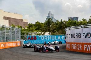 Robin Frijns, Envision Virgin Racing, Audi e-tron FE05, Stoffel Vandoorne, HWA Racelab, VFE-05, Jose Maria Lopez, Dragon Racing, Penske EV-3
