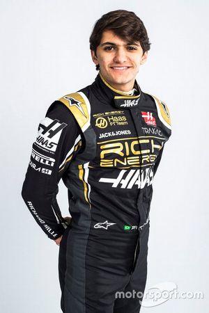 Pietro Fittipaldi, Haas F1 Team development driver