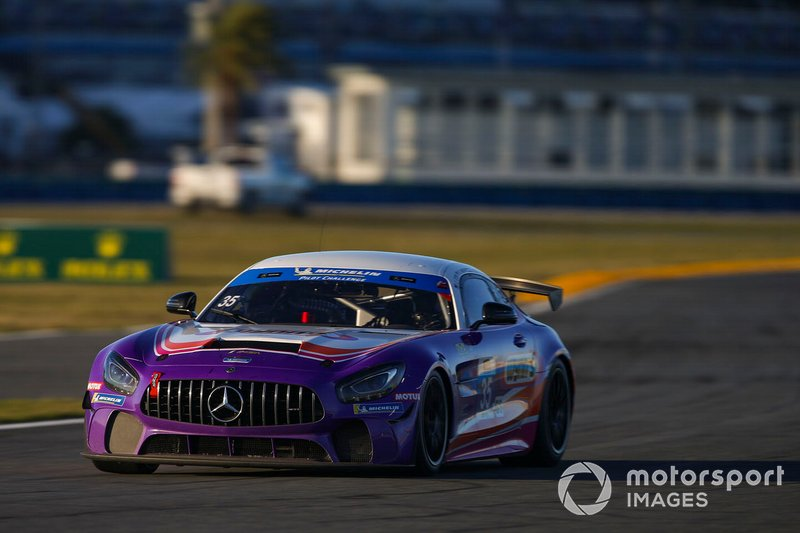 #35 Riley Motorsports Mercedes-AMG, GS: James Cox, Dylan Murry, Jeroen Bleekemolen