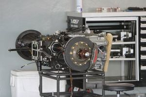 Cadillac DPi Transmission and rear suspension
