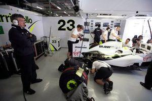 Ross Brawn, Director del equipo, Brawn GP