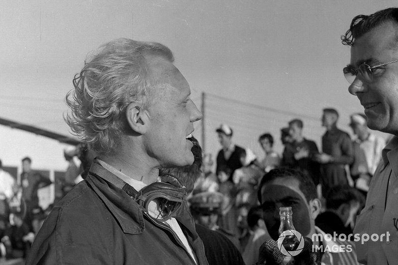 Formel-1-Weltmeister 1958: Mike Hawthorn, Ferrari
