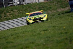 #47 Mann-Filter Team HTP Mercedes-AMG GT3: Indy Dontje, Maximilian Götz