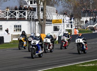 Sheene Trophy, Graham Higlett Triumph T150