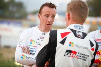 Kris Meeke, Toyota Racing, Toyota Yaris WRC