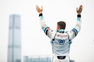 Edoardo Mortara, Venturi Formula E, deuxième, approche du podium