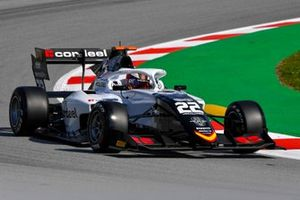 Amaury Cordeel, Campos Racing