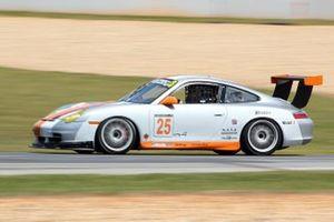 David Pahl, 2002 Porsche 996 Carrera 3600