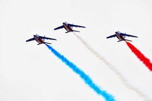 Alpha Jets de l'Air et Espace