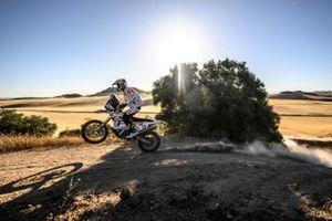 #15 Solarys Racing Husqvarna FR450 Rally: Jacopo Cerutti