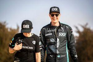 Molly Taylor, Rosberg X Racing, and Johan Kristoffersson, Rosberg X Racing
