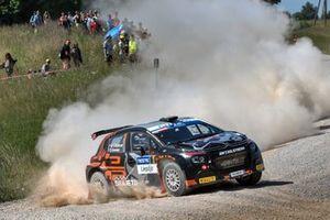 Alexey Lukyanuk, Dmitry Eremeev, Citroen C3 Rally2