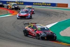 Gilles Magnus, Comtoyou Team Audi Sport Audi RS 3 LMS
