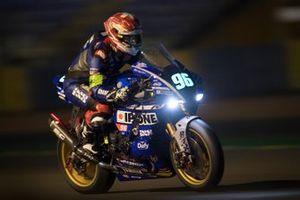 #96 Moto Ain:Roberto Rolfo, Robin Mulhauser, Randy De Puniet
