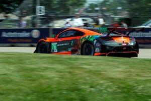 #76 Compass Racing Acura NSX GT3, GTD: Jeff Kingsley, Mario Farnbacher