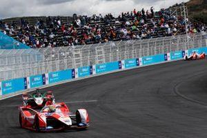 Alexander Sims, Mahindra Racing, M7Electro, Rene Rast, Audi Sport ABT Schaeffler, Audi e-tron FE07