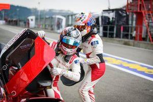 #1 Richard Mille Racing Team Oreca 07 - Gibson: Tatiana Calderon, Sophia Flörsch