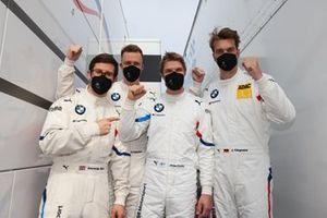 #20 Schubert Motorsport BMW M6 GT3: Jens Klingmann, Jesse Krohn, Alexander Sims, Stef Dusseldorp