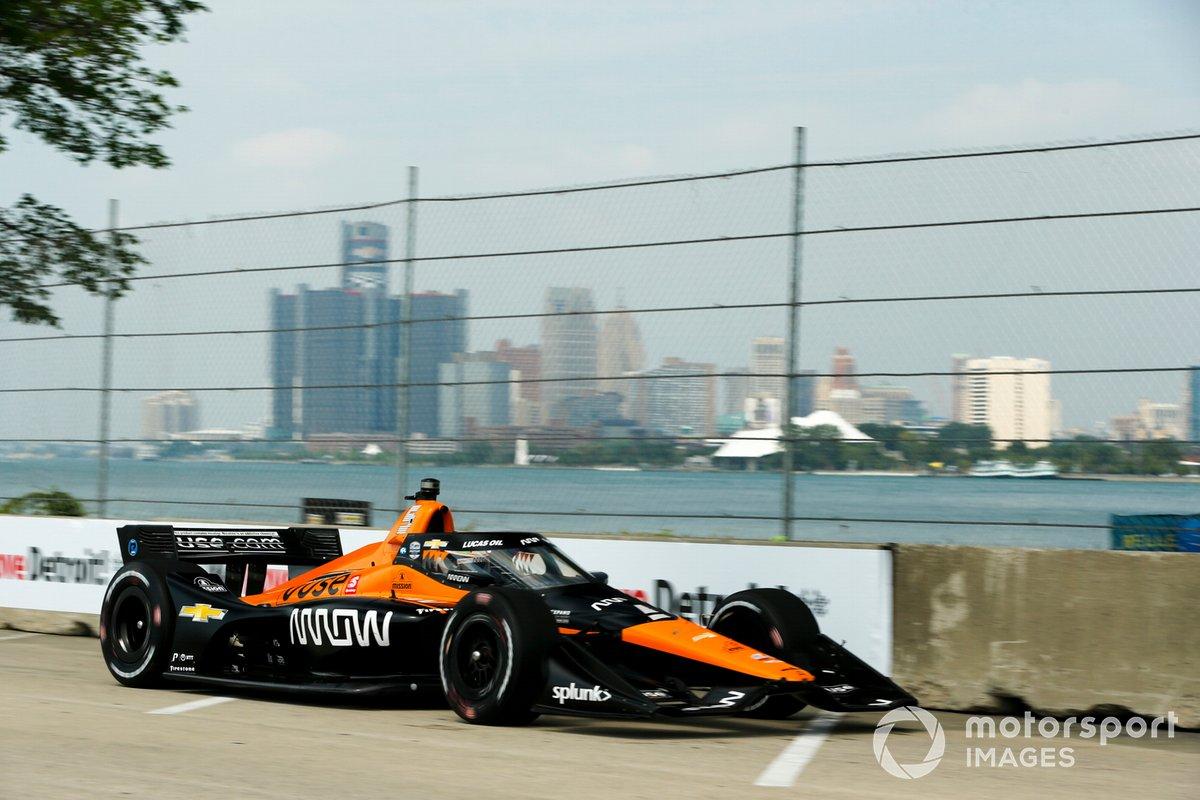 Arrow McLaren SP, Chevrolet, Patricio O'Ward