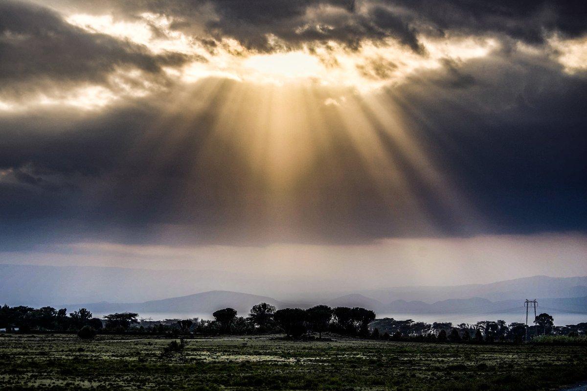 Atmosphere in Kenya