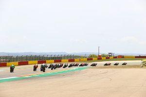 Superbike-Action im Motorland Aragon in Alcaniz