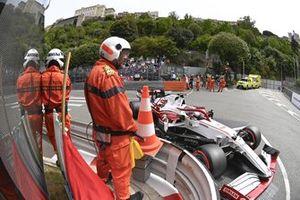 Кими Райкконен, Alfa Romeo Racing C41