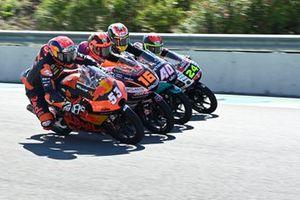 Deniz Öncü, Red Bull KTM Tech 3, Andrea Migno, Rivacold Snipers Team, Darryn Binder, Petronas Sprinta Racing, Tatsuki Suzuki, SIC58 Squadra Corse