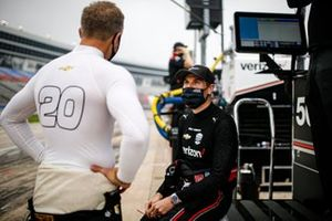 Ed Carpenter Racing Chevrolet, Will Power, Team Penske Chevrolet, Ed Carpenter