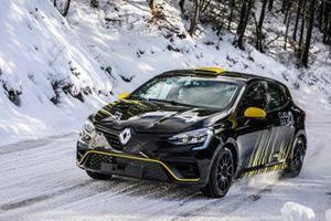 La Renault Clio Rally4 esordirà al Targa Florio con Paolo Andreucci