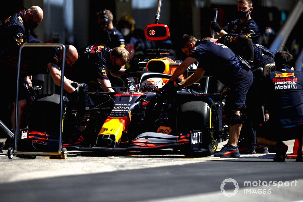 Portimao: Max Verstappen (Red Bull)