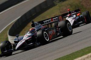 Will Power, Team Penske Chevrolet, Helio Castroneves, Team Penske