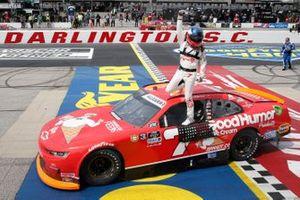 Justin Allgaier, JR Motorsports, Chevrolet Camaro Good Humor Ice Cream
