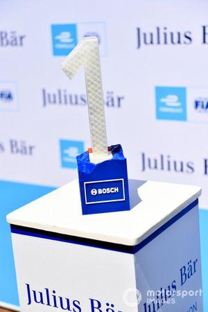 The Julius Baer Pole Position Award