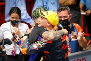 Raul Fernandez, Red Bull KTM Ajo, Fabio Quartararo