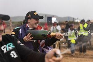 Molly Taylor, Rosberg X Racing, 1ª posición,