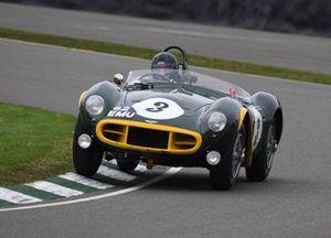Salvadori Cup Mathias Sielecki Aston MartinDB3S