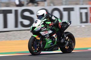 Luciano Ribodino, MIE Racing Honda Racing