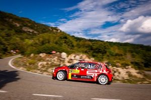 Eric Camilli, François-Xavier Buresi, Sports and You Citroën C3 Rally2