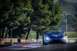 #188 Garage 59 Aston Martin Vantage AMR GT3: Alex West, Chris Goodwin, Marvin Kirchhofer