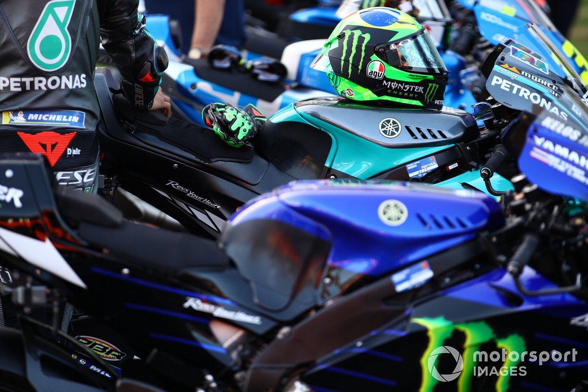 Franco Morbidelli, Petronas Yamaha SRT's Yamaha